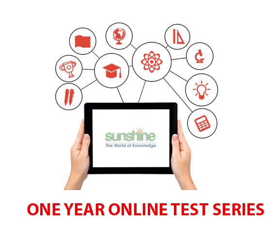 One year Distance learning test Series NEET(UG)/AIIMS | Sunshine
